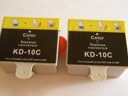 Sparpack - 2 Druckerpatronen kompatibel zur Kodak-Patrone 30C